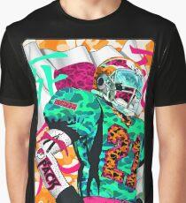 YUNG FOOTBALL Graphic T-Shirt