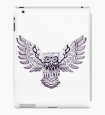 Pen & Ink Owl iPad Case/Skin