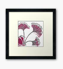 Nature plant eco Framed Print