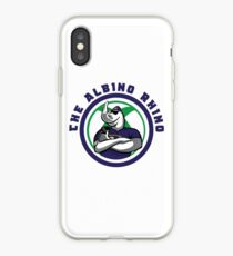 The Albino Rhino iPhone Case