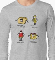 Bakery Street & Shortcake Yard Long Sleeve T-Shirt