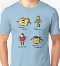 Bakery Street & Shortcake Yard T-Shirt