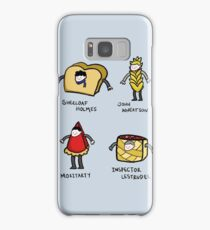 Bakery Street & Shortcake Yard Samsung Galaxy Case/Skin