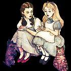 Alice in Wonderland by camlaf