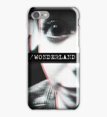 Trip to Wonderland iPhone Case/Skin