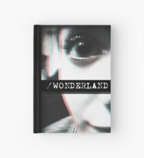 Trip to Wonderland Hardcover Journal