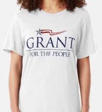 Grant for the people Slim Fit T-Shirt