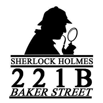 Sherlock Holmes Address 1 by AshTheBamBash