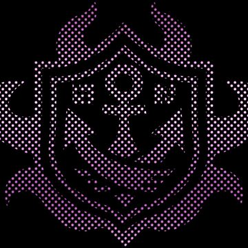 Splatoon Inspired: Purple Ranked Battle Icon by kajatta