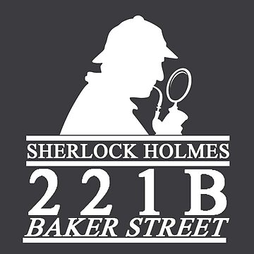 Sherlock Holmes Address 3 by AshTheBamBash