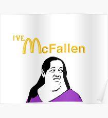 """""""McFallen"""" Vine Parody Poster"""