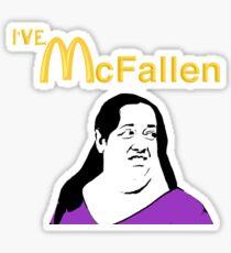 """""""McFallen"""" Vine Parody Sticker"""