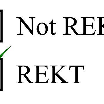 Rekt Checkbox by Gargusuz