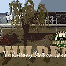 Philden - The Railway Station Garden by Phillip Overton