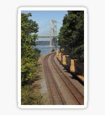 Railroads Sticker