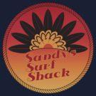 Sandy's Surf Shack by modernistdesign