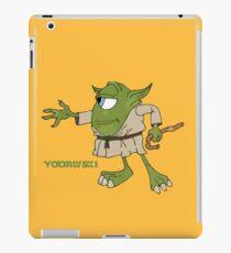 Star Wars Yodawski iPad Case/Skin