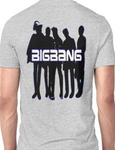 ♥♫Love BigBang Cool K-Pop Clothes & Phone/iPad/Laptop/MackBook Cases/Skins & Bags & Home Decor & Stationary♪♥ Unisex T-Shirt