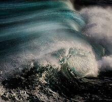 Breaking Wave by Annette Blattman