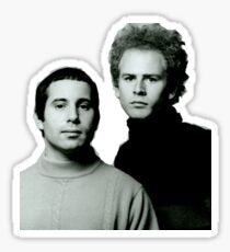 Simon & Garfunkel Sticker
