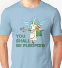 PALUTENA | Super Smash Taunts | You shall be purified T-Shirt
