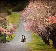Spring Kiss by Annette Blattman