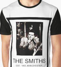 Da Smiths Grafik T-Shirt