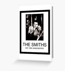 Da Smiths  Greeting Card
