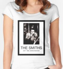 Da Smiths  Women's Fitted Scoop T-Shirt