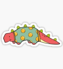 Eat Your Veggies in Brights Sticker