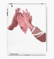 BW Print iPad Case/Skin