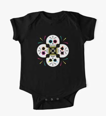 Floración Muerte Kids Clothes