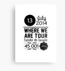 13th July - Estadio do Dragao WWAT Metal Print