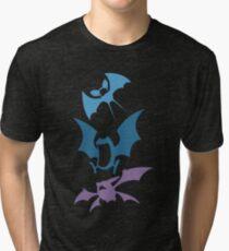 ZubatEvolution Tri-blend T-Shirt