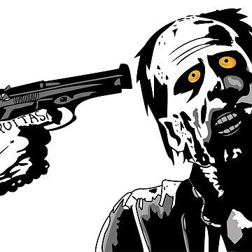 Spiritus Zombie by ErinIsBatgirl