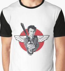 Retro Magnum Graphic T-Shirt
