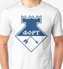 FORT Technologia (blue) Slim Fit T-Shirt