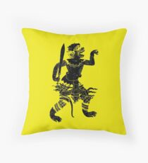 Khmer Dancing  Throw Pillow