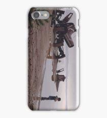 In the mud iPhone Case/Skin