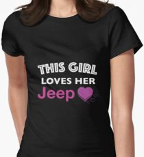 This Girl Loves Her Jeep T-Shirt