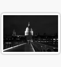 St Pauls Cathedral London Sticker