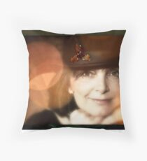 New Avatar. Best New Year for all of you. Throw Pillow
