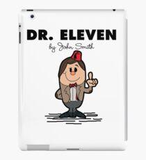 Dr Eleven iPad Case/Skin