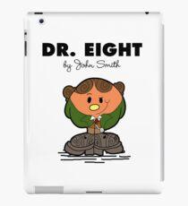 Dr Eight iPad Case/Skin