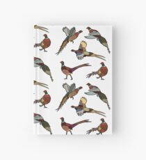 Pheasant Hardcover Journal