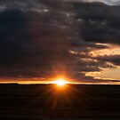 Sunrise on the Texas Panhandle by barnsis