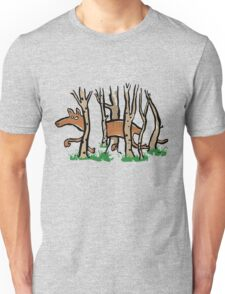 the elusive thylacine T-Shirt