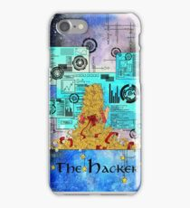 The Hacker iPhone Case/Skin
