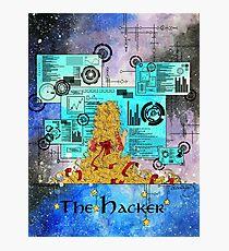 The Hacker Photographic Print