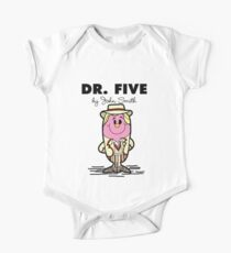 Dr Five One Piece - Short Sleeve